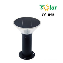 Water-proof IP65 Stainless steel CE portable decking solar light outdoor