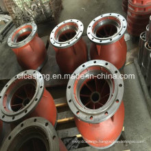 Cast Iron Pump Part Casting Cover