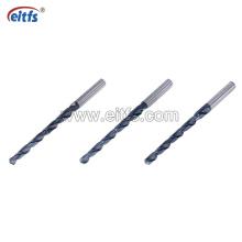 High Performance Tungsten Solid Carbide 2 Flute Drill Bit for Mild Steel