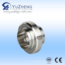 União de aço inoxidável (porca redonda)