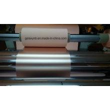 Double lumière Lithium Batterie cuivre clinquant (6 microns)