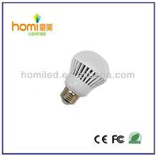 2014 China fabricante 7W de boa qualidade led lâmpada acende
