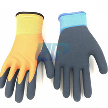 Climbing Snow Dragon Frost Cold Warm Labor Insurance Dipped Gloves For Wearable Waterproof Cold Storage Cycling Skiing