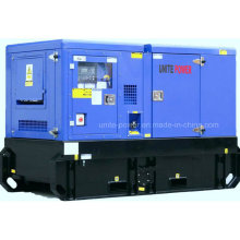 Unite Power 600kVA Doosan Silent Diesel Generator with Stamford Alternator