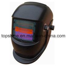 Полностью лицевая PP CE Стандартная промышленная профессиональная защитная сварочная маска