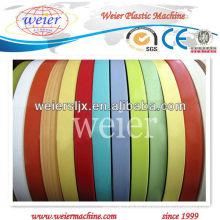 Línea de borde de PVC