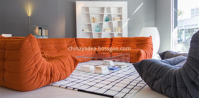 Togo-Sofa-Collection-Cozy-Fabric-Sofa-Set