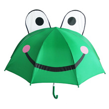 A17 paraguas pequeño auto abierto paraguas niños