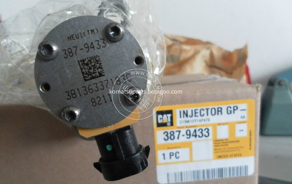 387-9433 Caterpillar injector