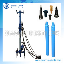 Factory Price Drilling Hole Pneumatic Driven DTH Drilling Equipment