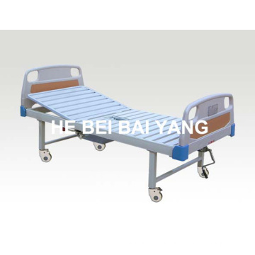 a-194 Movable Single Function Manual Hospital Bed