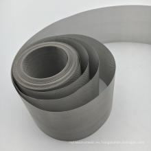 2 malla de filtración de acero inoxidable de 6 m de ancho 904L para filtrado marino