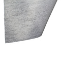 Entretelas fusibles finas no tejidas de doble punto