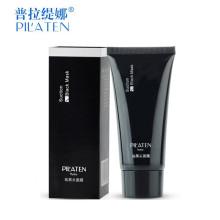 Soins de la peau Soins du visage Pilaten Nez Dissolvant de points noirs Visage Masque noir Peeling Traitements de l'acné Masque Peel off 60g