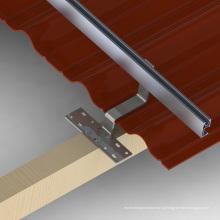 Домашнего Использования Плитки Панели Солнечных Батарей Солнечной Установки Крыши