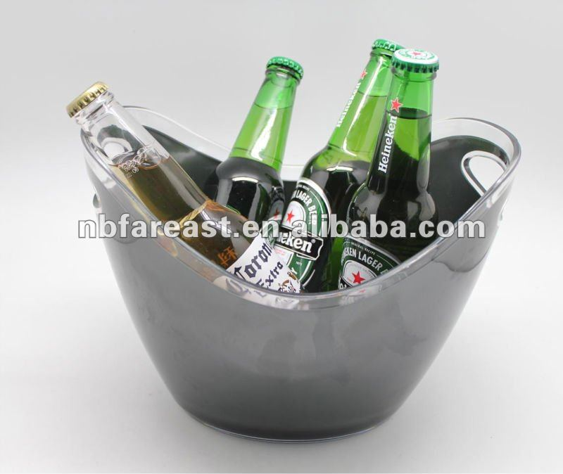 Hot sell acrylic ice bucket