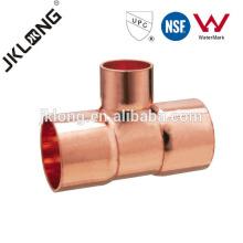 J9101 Racor de cobre / T de reductor de cobre