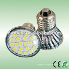 3.6W E27 Indoor LED Spotlight Fixtures