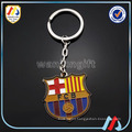 European Cup metal keychain badge medal crafts