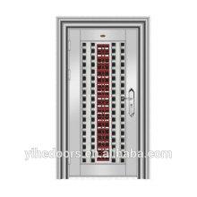 2015 foshan made design exterior steel security bullet proof front door 304SS door for gate andsecurity door