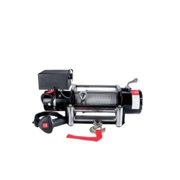 4x4 Manual DMX mini electric winch