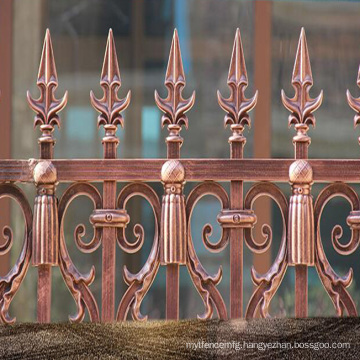 decorative aluminum fence panel salats