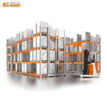 warehouse heavy duty double deep storage racking