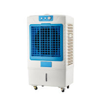 Охладитель воздуха большой мощности 8500м³ промышленный портативный испарительный