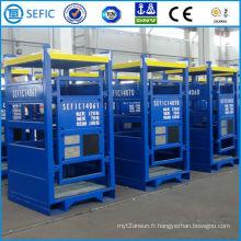 Fabriqué en Chine Offshore Dnv Rack Gas Cylinder Rack (SEFIC Cylindre Rac)