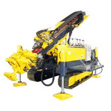 New type full hydraulic anchoring drilling rig