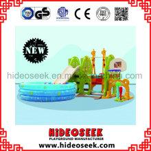 Hot Selling Indoor Kunststoff Kleinkind Swing und Slide Sets