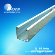 Aluminum Single Unistrut Channel
