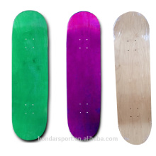 2017 popular professional custom complete skateboard with low price
