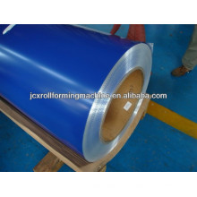 Верхнее покрытие 15-25 мкм, обратное покрытие 5-15um PPGI в рулонах
