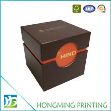 Custom Logo Embossing Gift Paper Watch Box