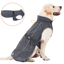 Dog Jacket Waterproof Dog Raincoat