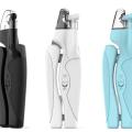 Spritzwassergeschützter LED-beleuchteter Nagelknipser