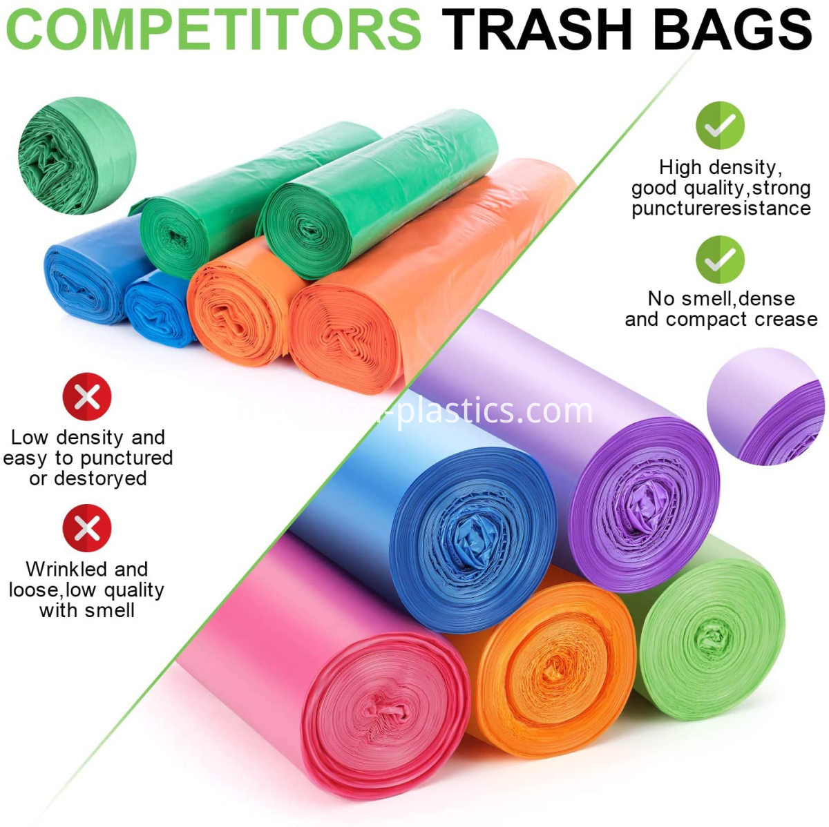 zero waste trash bags