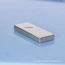 High Quality Block NdFeB Neodymium Magnet for Valve