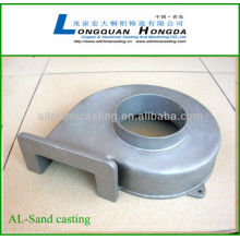 Aluminio de alta calidad a356-t6 piezas de fundición a presión