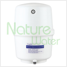 Tanque de armazenamento da osmose reversa do plástico de 3 galões