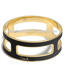 wholesale Alibaba supplier stainless steel bangles for men god