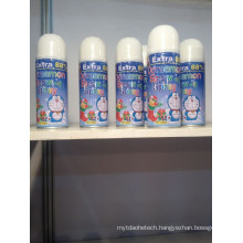 OEM wholesale party snow spray party decoration sprays to paint joyful pictures