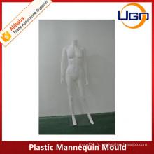 Moule mannequin en plastique à bas prix