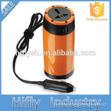 Novo isqueiro fonte de alimentação 300 W 12 V DC para 220 V AC Car Power Inverter Adaptador com Porta USB Carregador