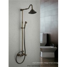 Flower Shape Bathroom Bath Shower Taps