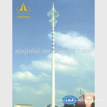 Torre de comunicação de aço