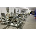 Máquina formadora de cartón corrugado / Erector