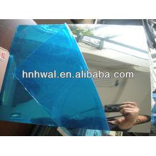 Feuille d'aluminium de finition miroir de haute qualité