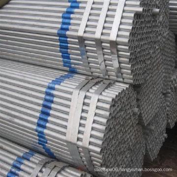 Galvanizing Steel Pipe BS1387 & ASTM & JIS